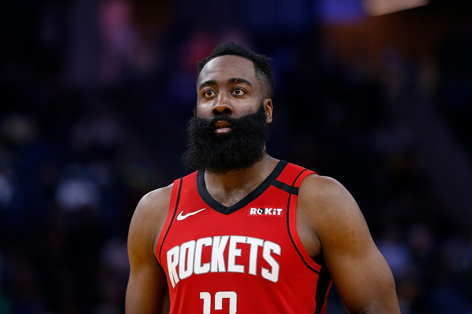 Donald Trump James Harden Houston Rockets
