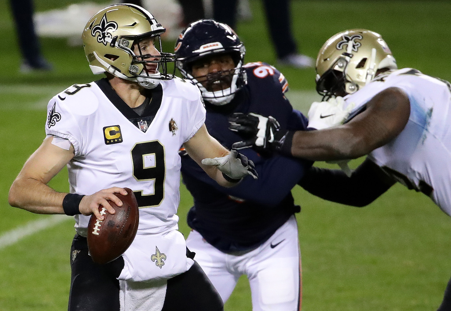 Drew Brees Shoulder Injury Is An Ominous Sign For New Orleans Saints And His Future