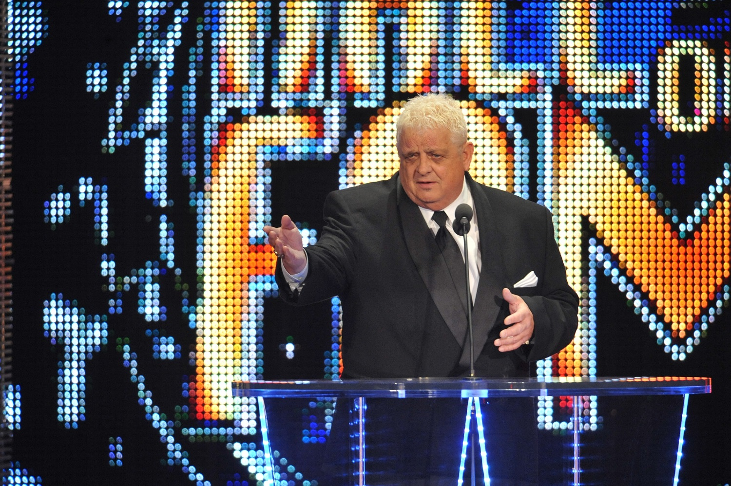 Dusty Rhodes WWE Hall of Fame