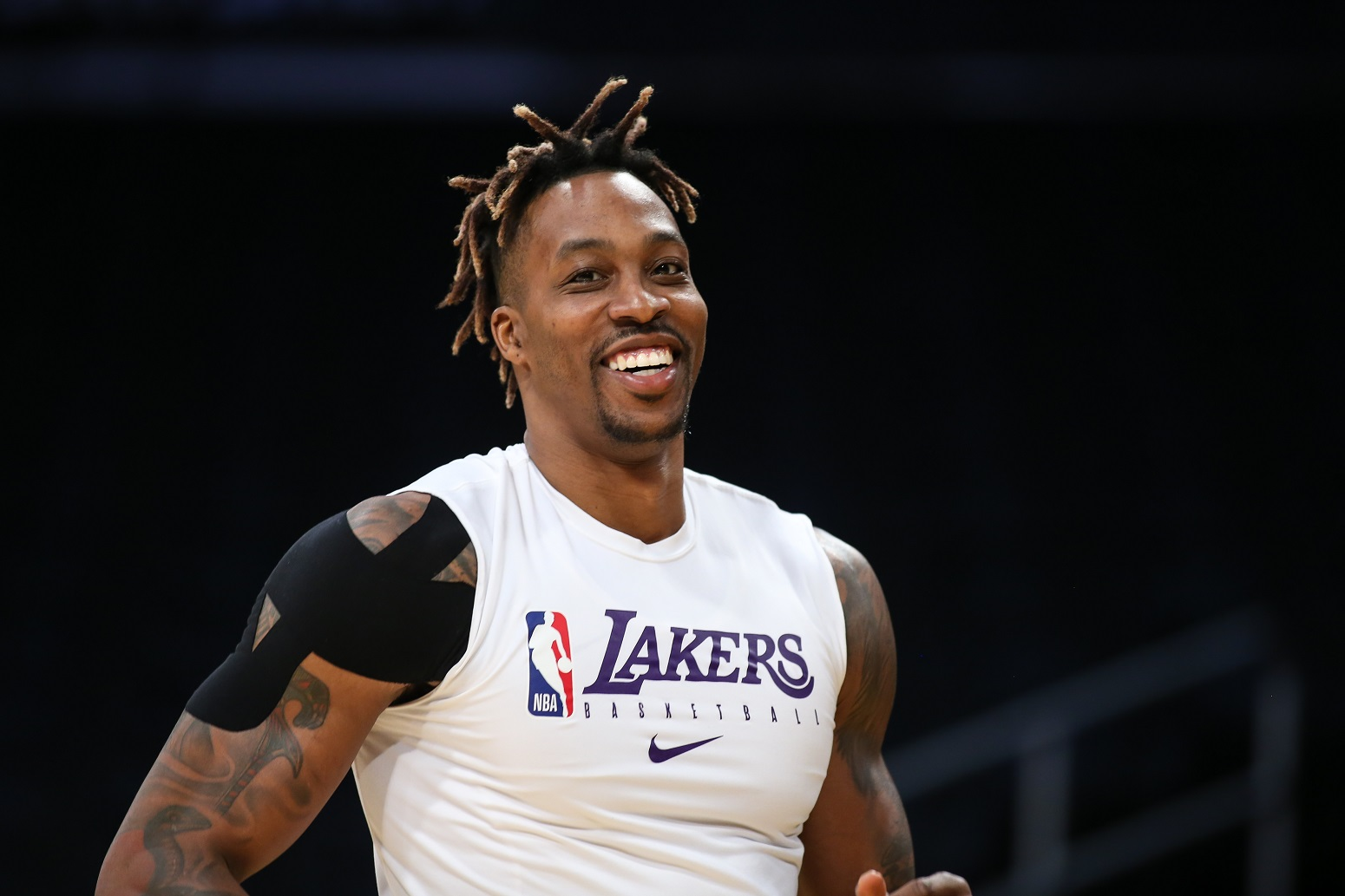 Dwight Howard Sent a Heartfelt Final Message to Lakers Fans