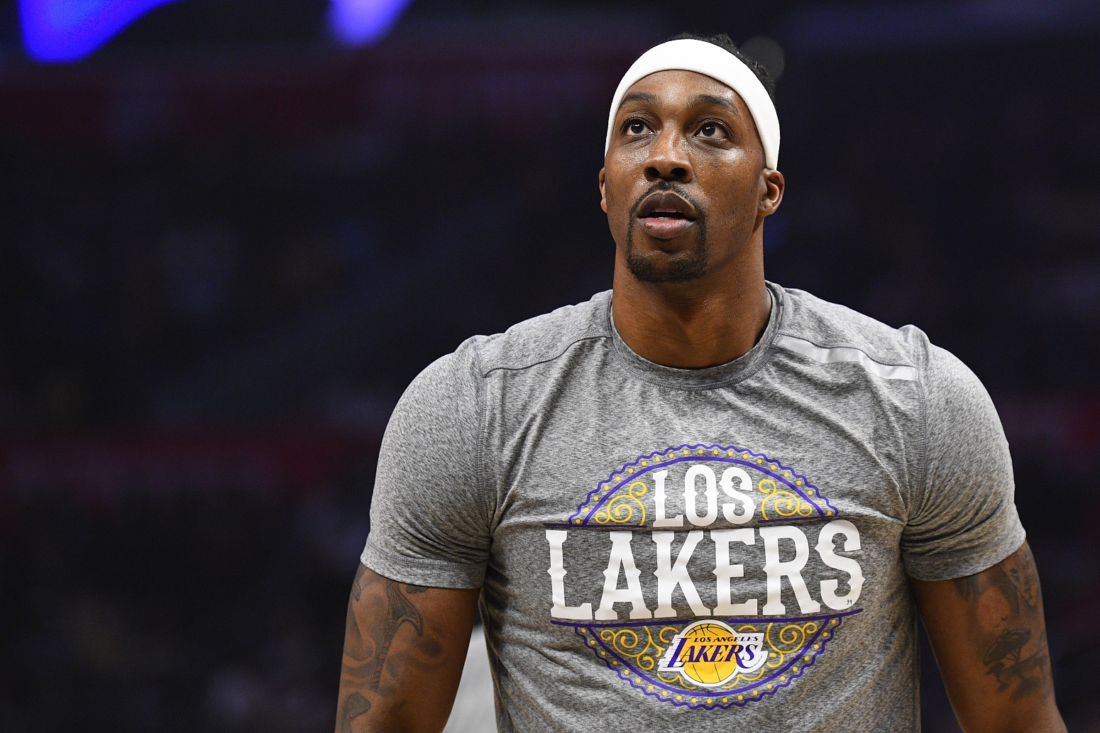 Dwight Howard Clearly Revealed How the Lakers Can Keep Him
