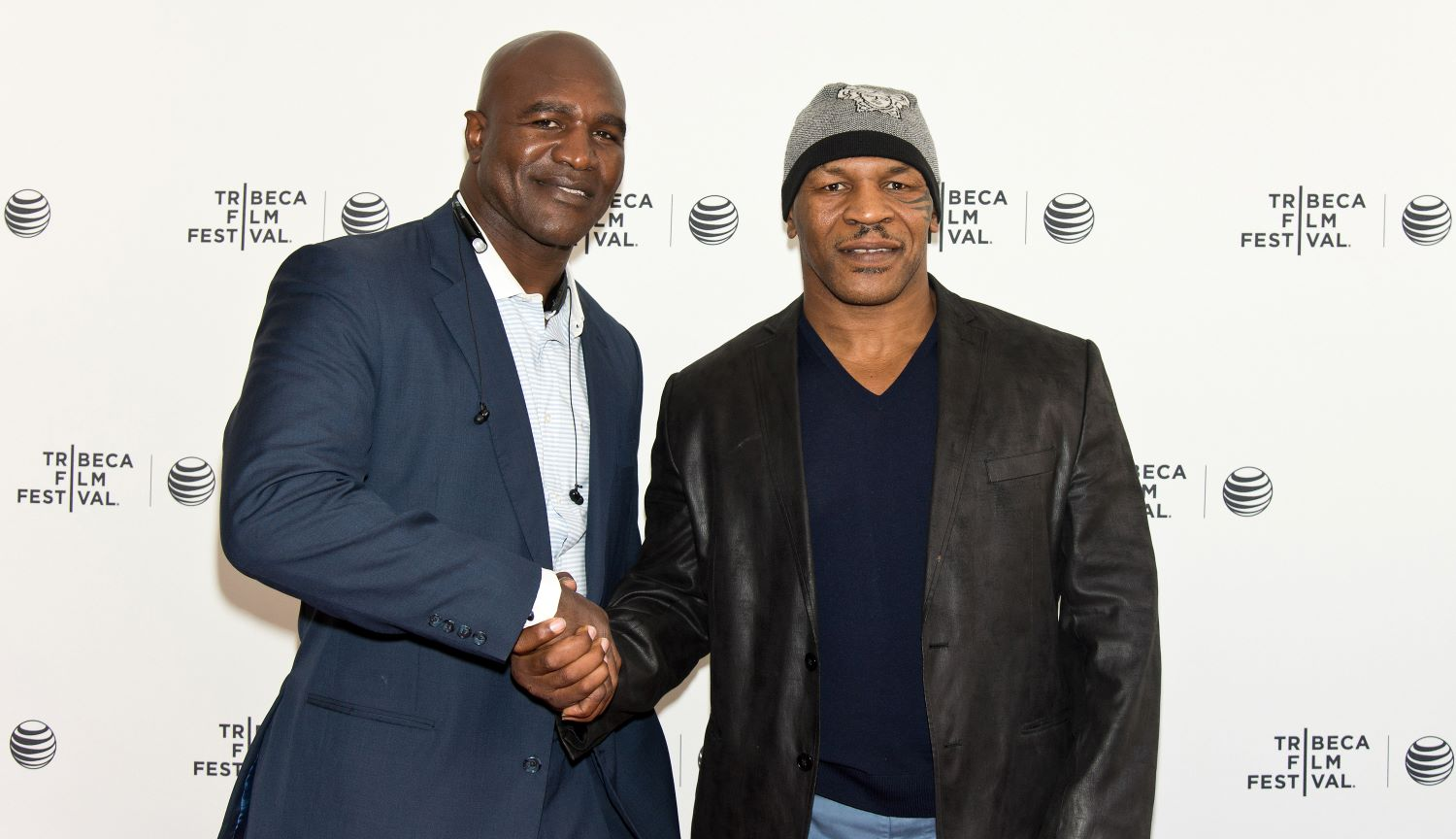 Evander Holyfield refuses to fight Mike Tyson for anything less than $25 million.