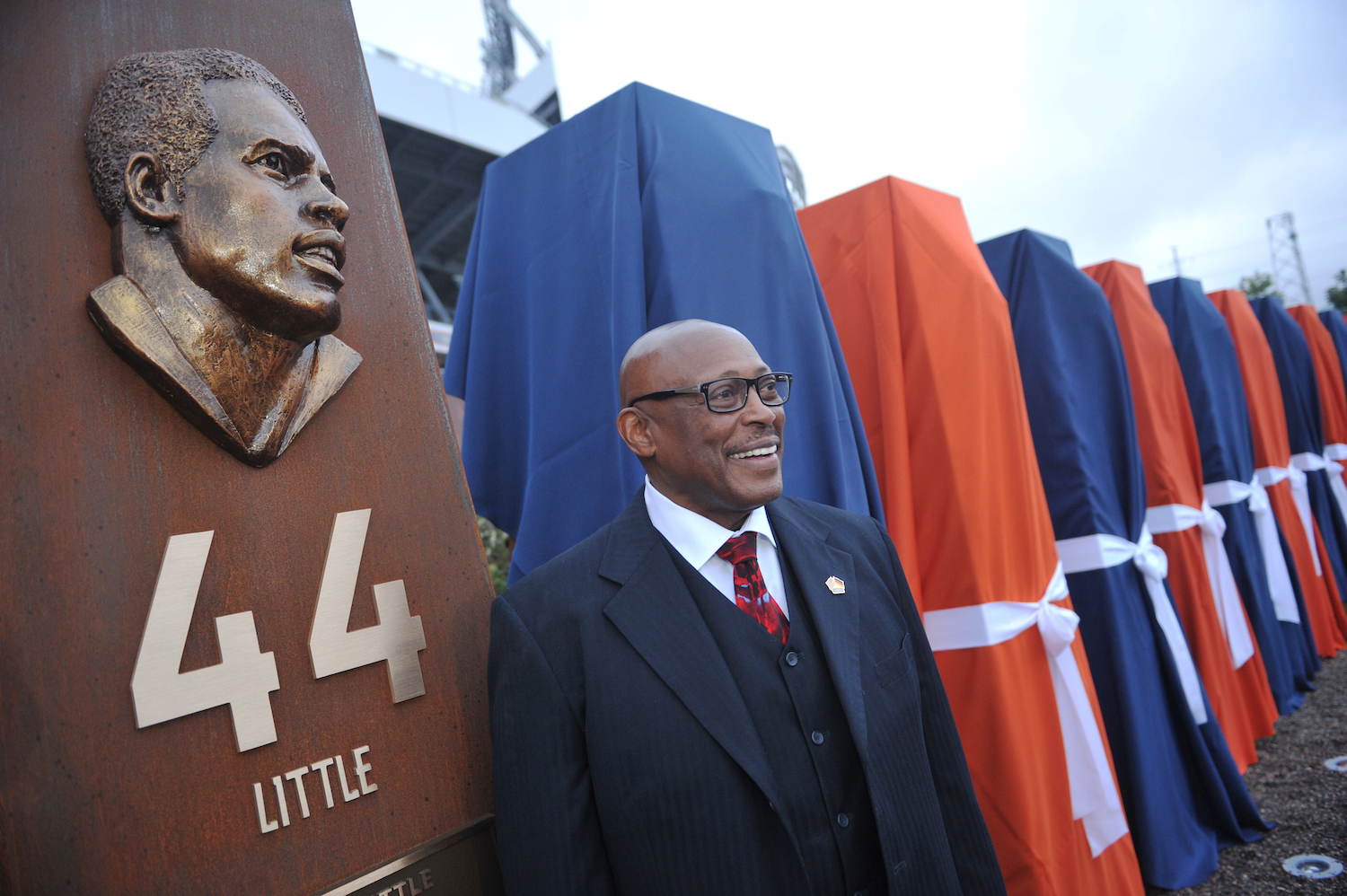 Floyd Little Denver Broncos