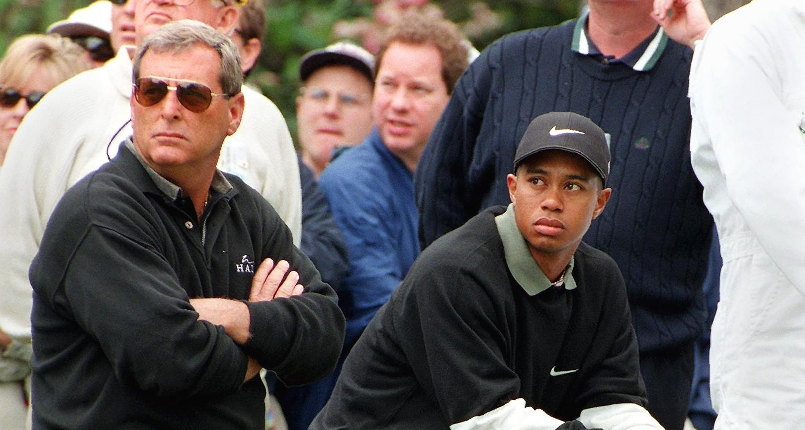 Fuzzy Zoeller Tiger Woods