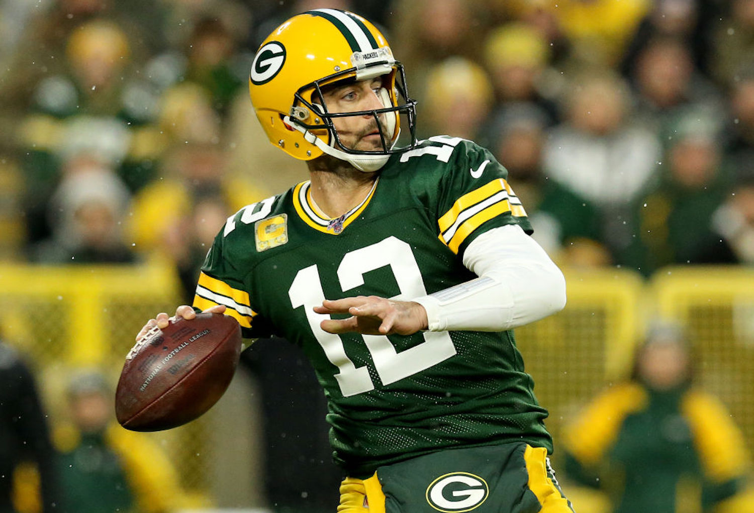 Aaron Rodgers has multiple Hail Marys to his name, and he recently revealed his secret to completing the most impossible pass in football.