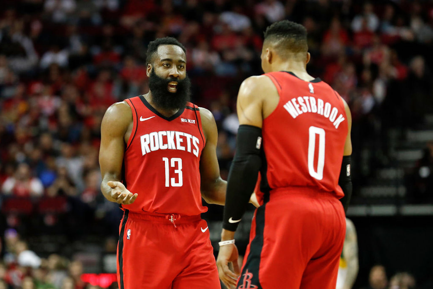 The Houston Rockets have been one of the top contenders in the Western Conference for years, but they could be falling apart at the seams.