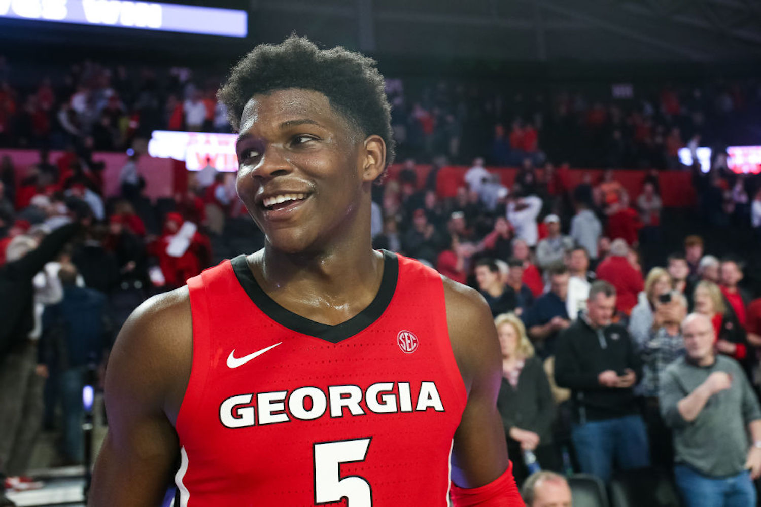 Anthony Edwards is projected to be a top-three NBA draft pick in 2020. Here's everything you need to know about the star prospect.