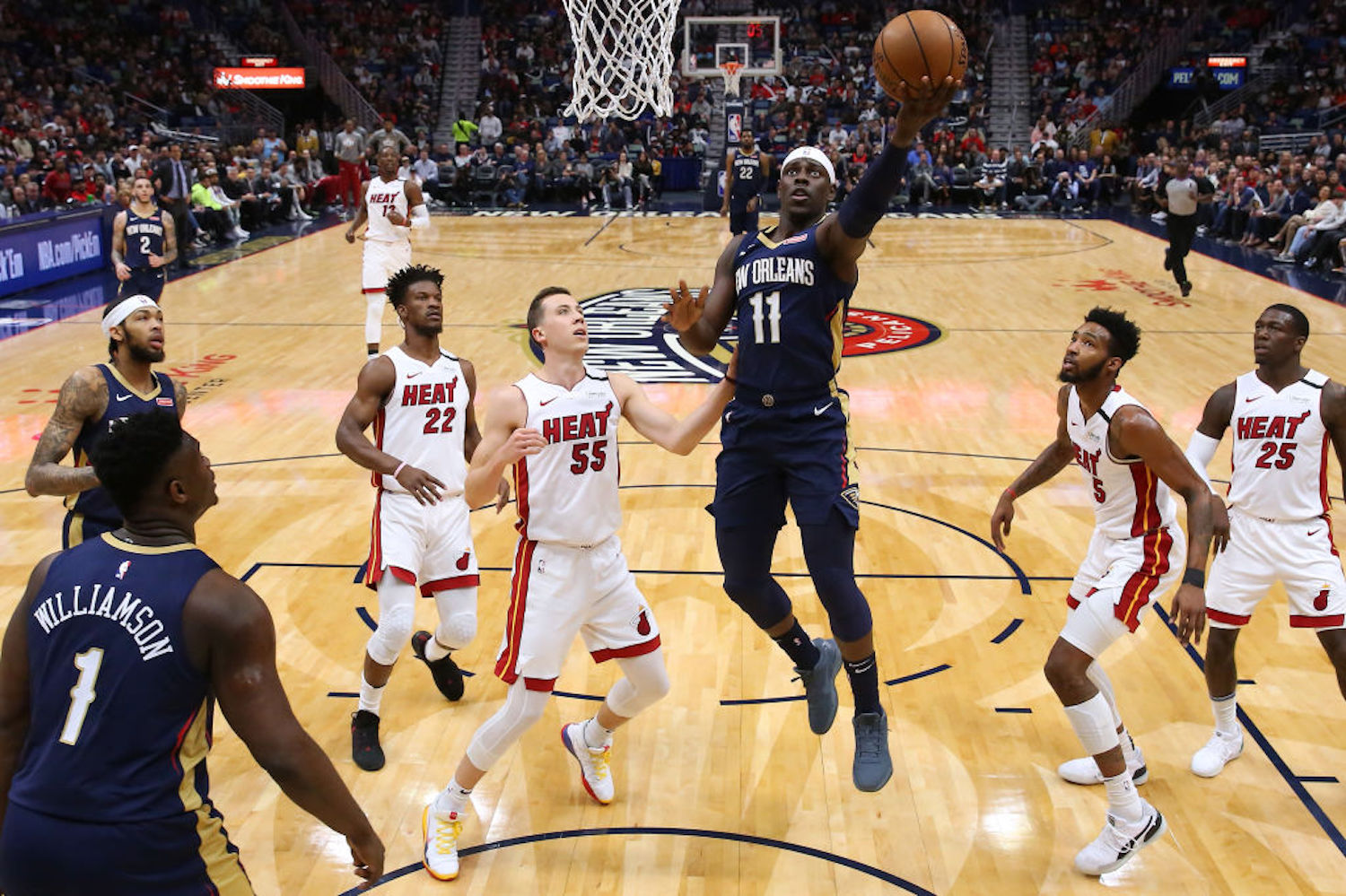 The Pelicans gave former All-Star Jrue Holiday $131 million three years ago, but now they're trying to shop him ahead of the 2020-21 season.