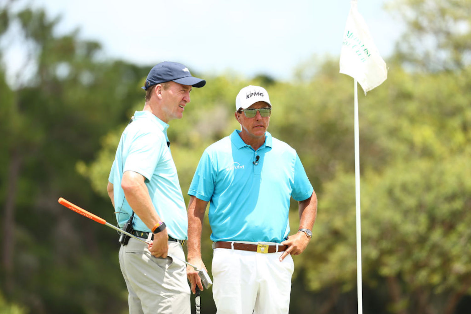 The Match 3: Who Has the Highest Net Worth Between Steph Curry, Peyton Manning, Phil Mickelson, and Charles Barkley?