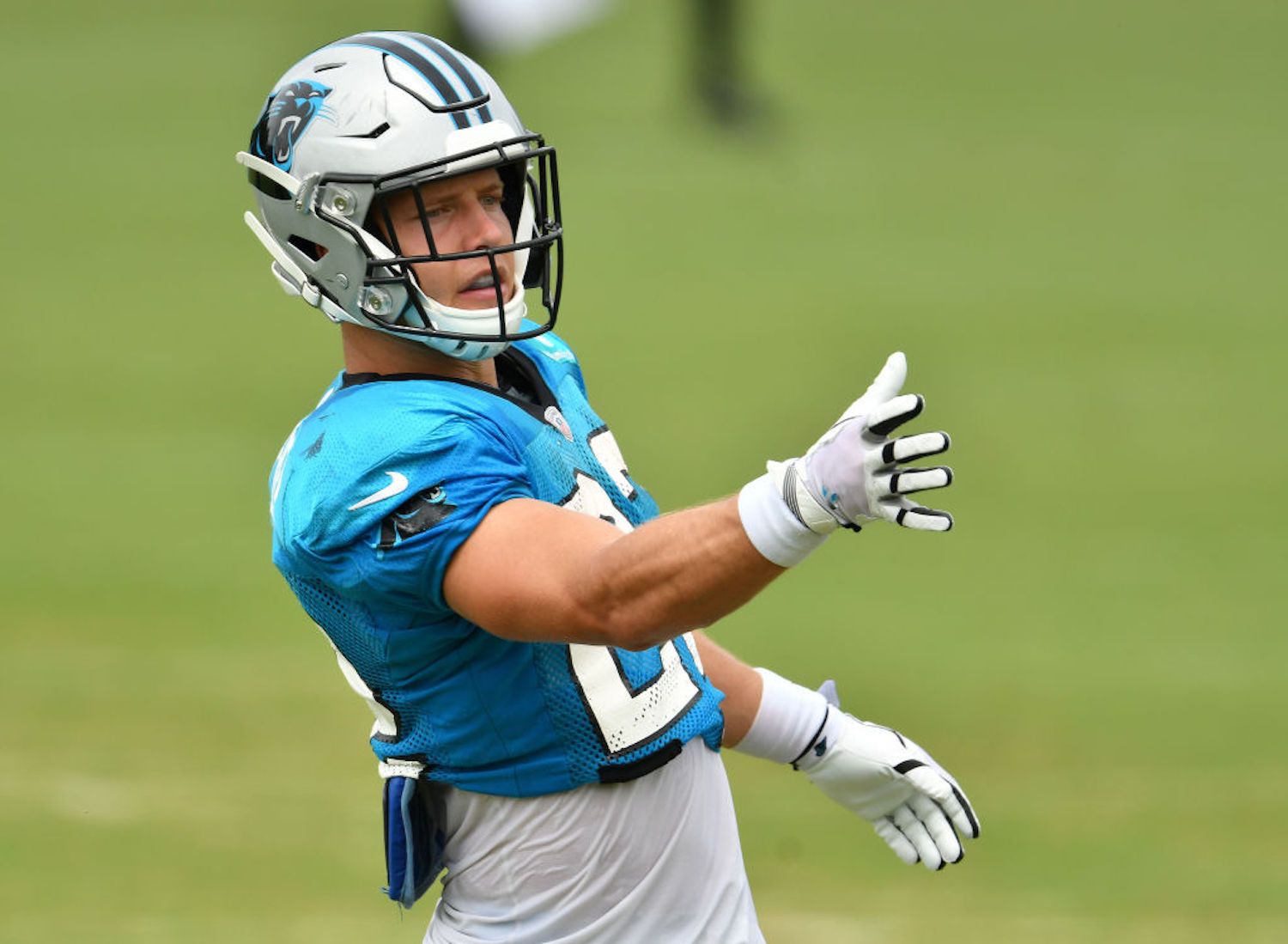 Christian McCaffrey hasn't played for the Panthers since Week 2, but he might finally get back on the field this Sunday against the Chiefs. McCaffrey hasn't played since Week 2 because of a high ankle sprain, but he might finally get back on the field this Sunday.
