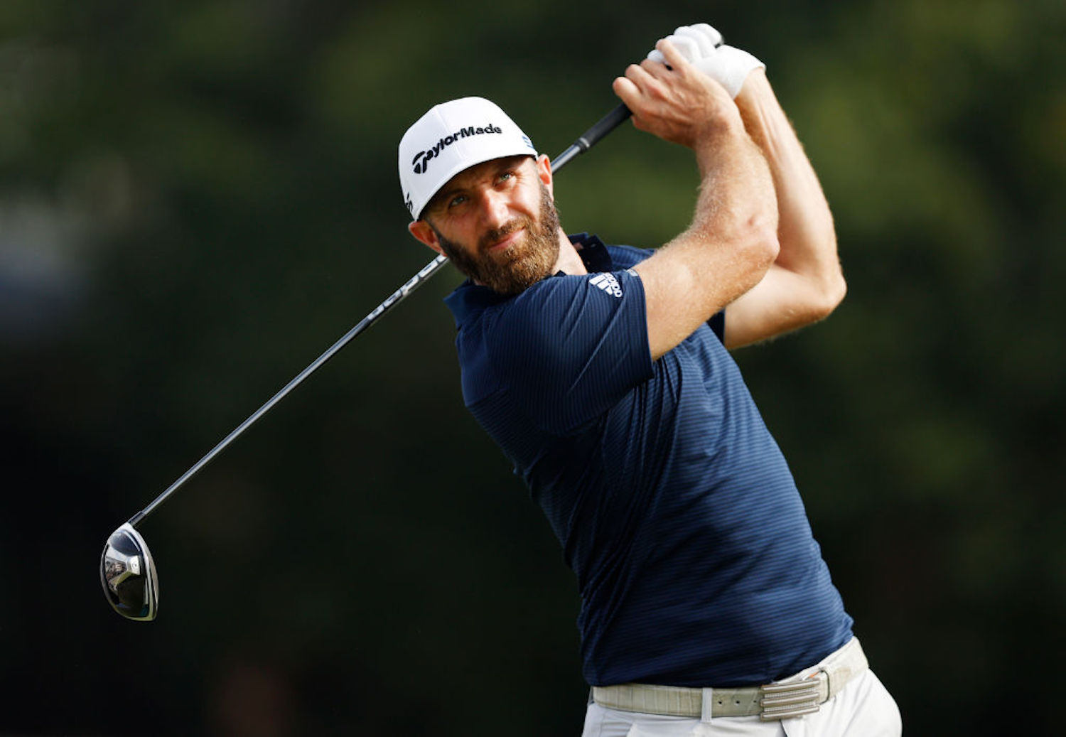 Dustin Johnson missed two weeks recovering from COVID-19, but he just proved he's still the best player on the PGA Tour.