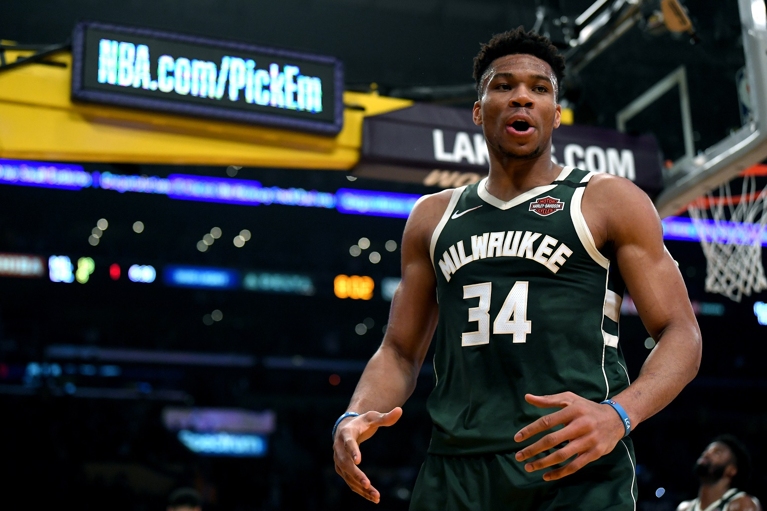 Giannis Antetokounmpo May Have 'Secret Agreement' With the Bucks