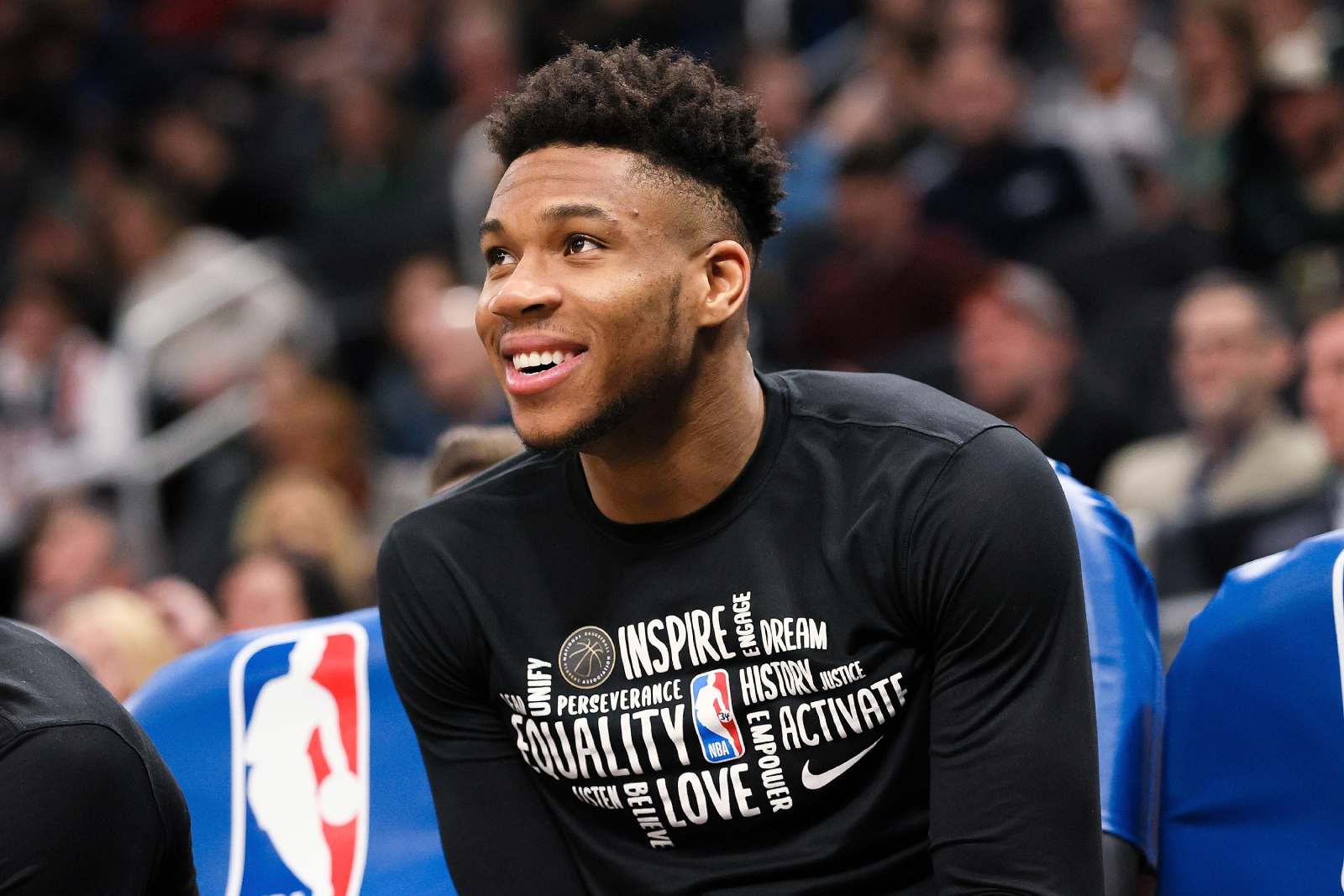 Giannis Antetokounmpo Maybe Just Revealed the Team He Wants To Move To
