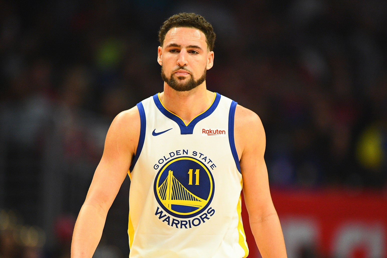 Golden State Warriors Klay Thompson NBA title hopes crushed