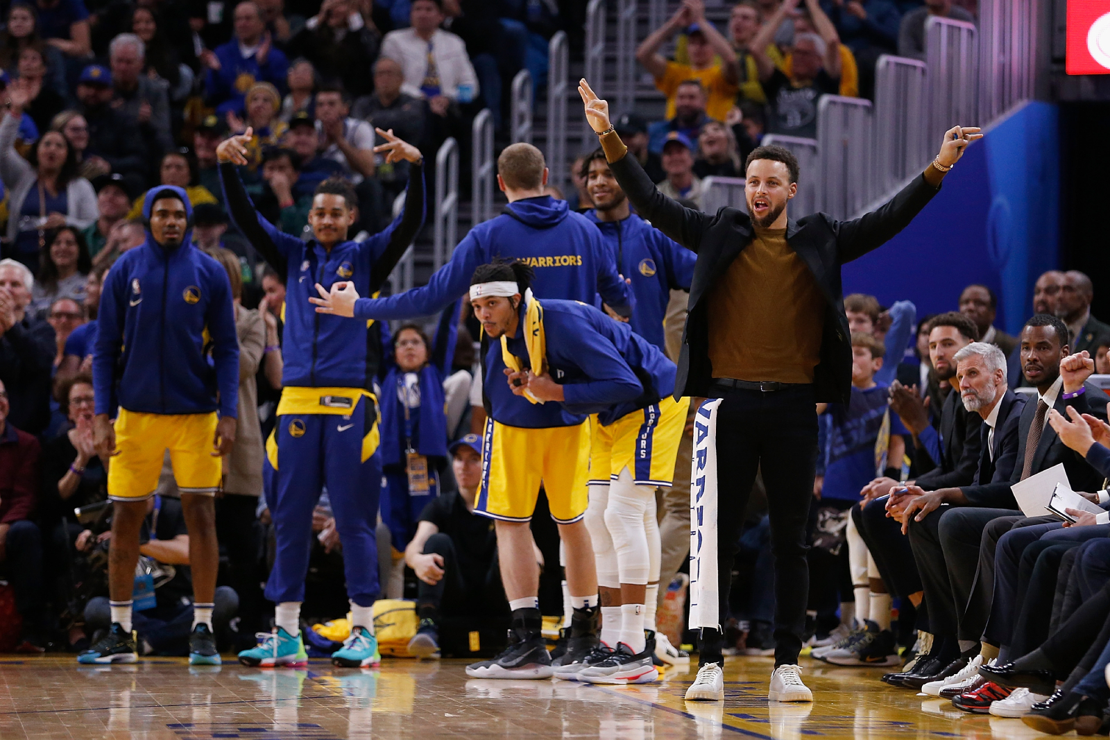 The Golden State Warriors should be better in 2020-21 than they were in 2019-20. They could still add a former All-Star in Marc Gasol, too.