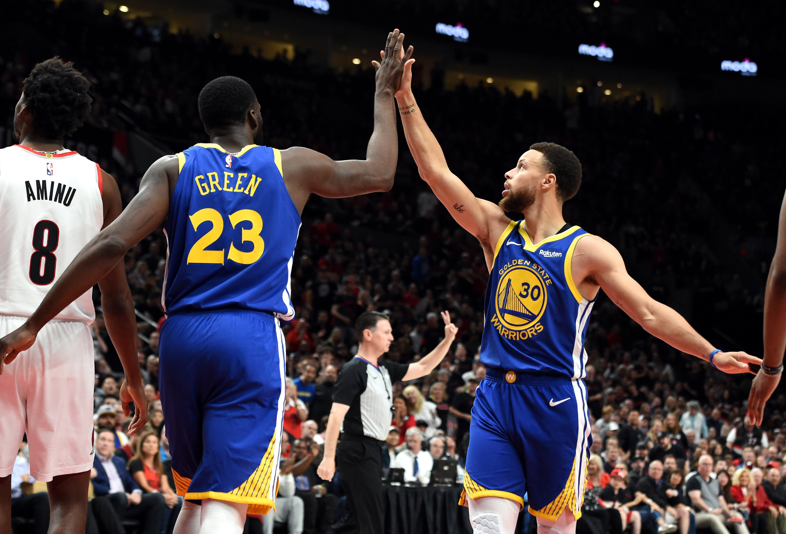 The Golden State Warriors should be pretty good again in 2020-21. So, what could their 2020-21 starting lineup and rotation look like?
