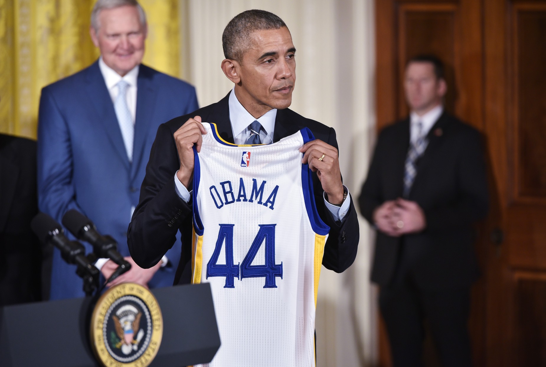 The Golden State Warriors are following Barack Obama's advice ahead of the 2020 NBA draft.