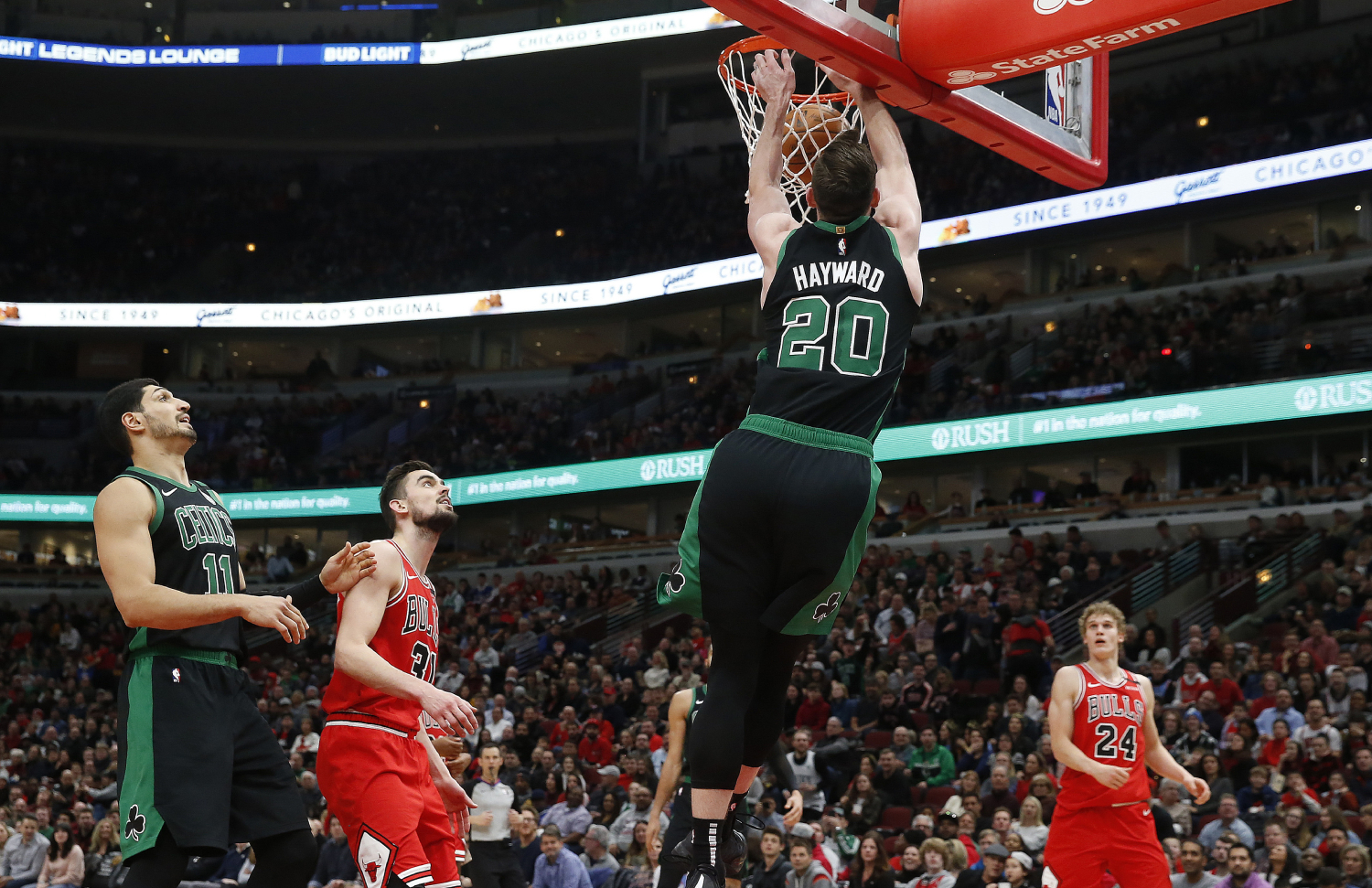 Gordon Hayward reportedly wants to play for the Indiana Pacers.