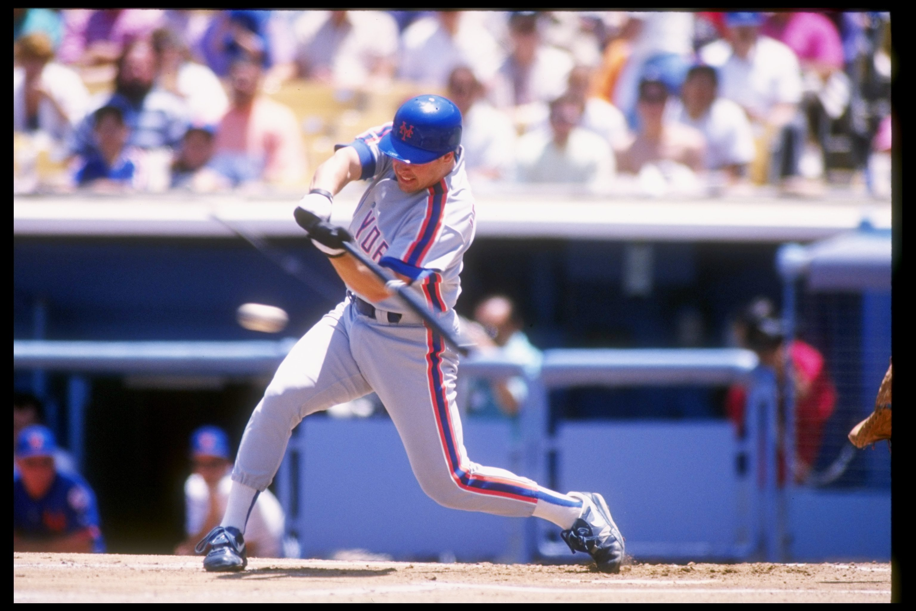Whatever Happened to Gregg Jefferies, the Hyped-Up New York Mets Phenom?