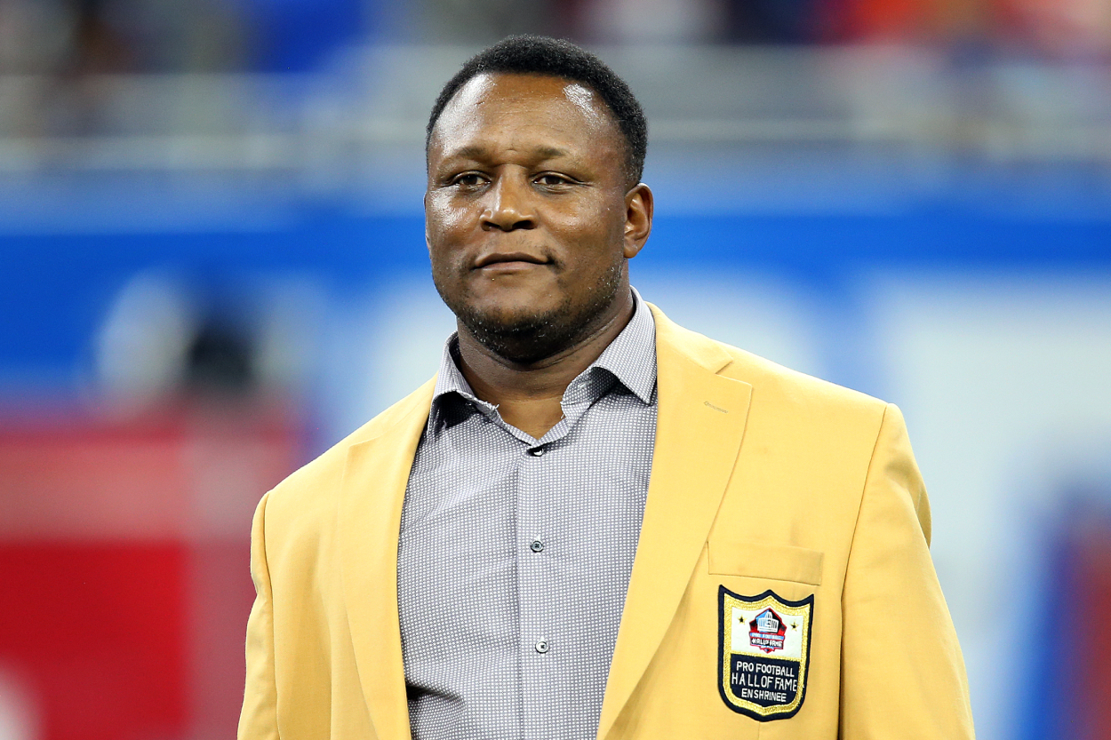 What Is NFL Legend Barry Sanders' Net Worth?
