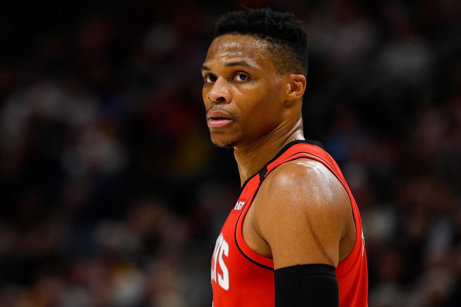 Houston Rockets Russell Westbrook problem