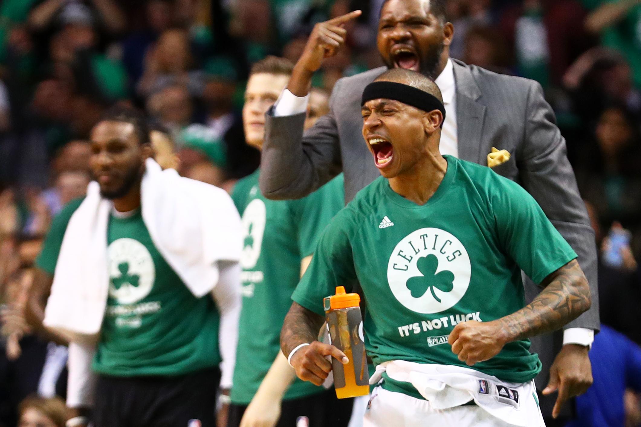 The Boston Celtics should give Isaiah Thomas another shot.