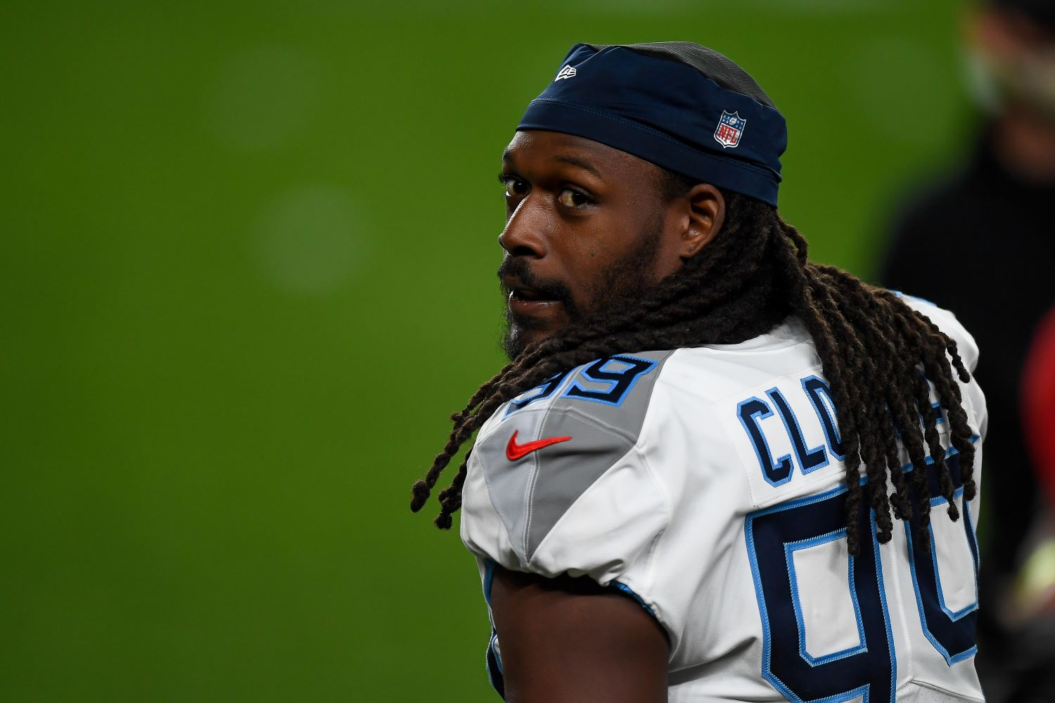 Jadeveon Clowney may not play again this season if he has to undergo surgery. Has the former No. 1 pick played his final snap for the Titans?