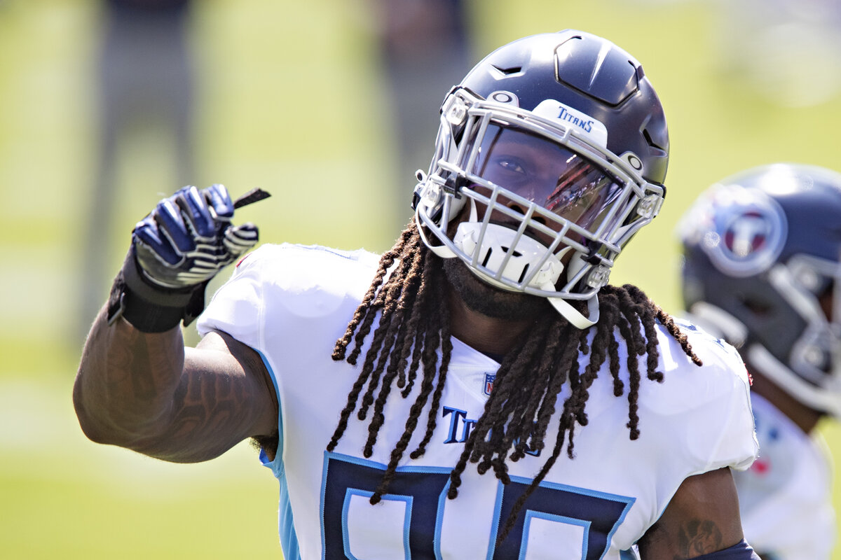 Tennessee Titans pass-rusher Jadeveon Clowney has played well enough not to be called a bust. But should we start calling Clowney a disappointment?