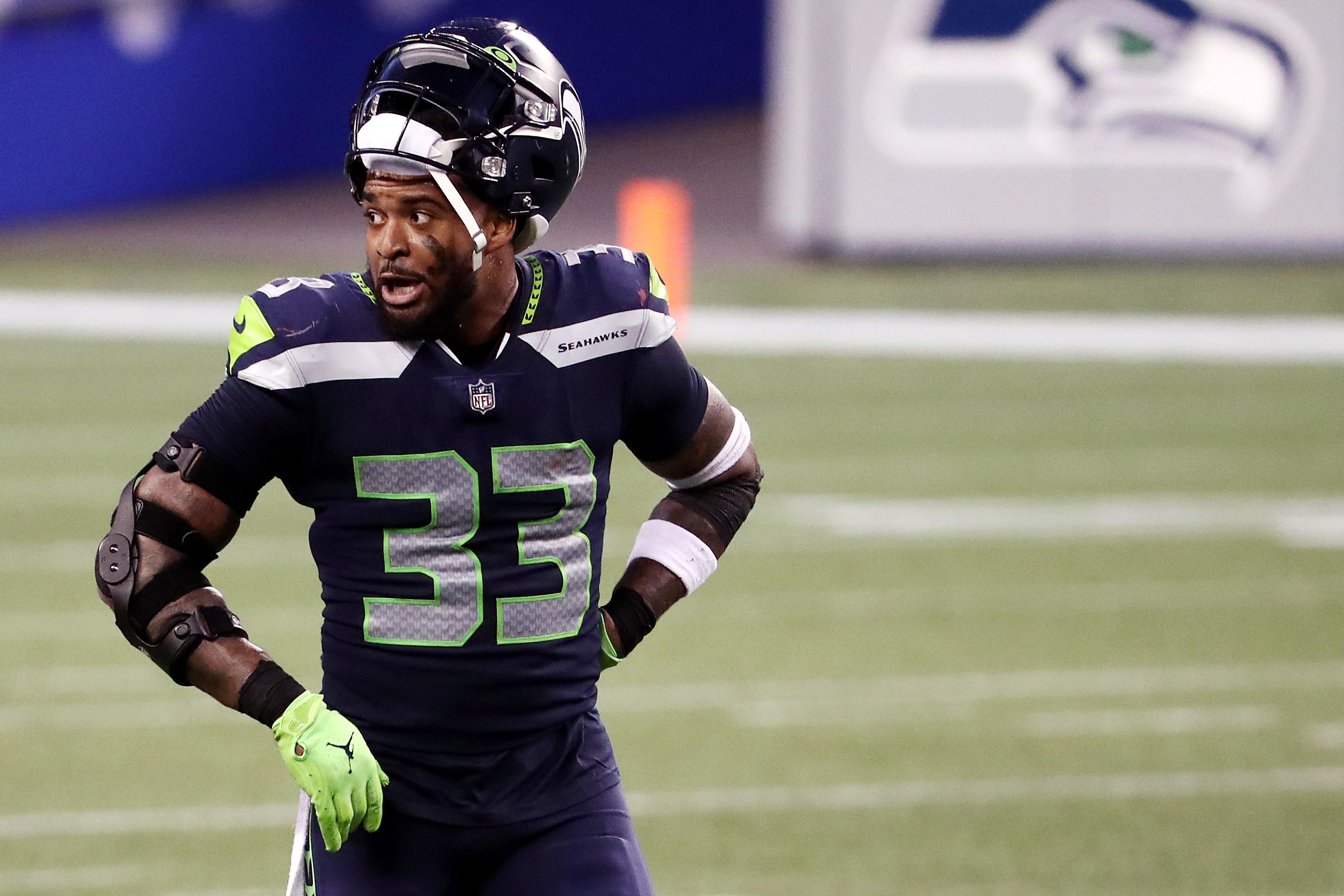 Jamal Adams is still blasting his former team, the New York Jets.