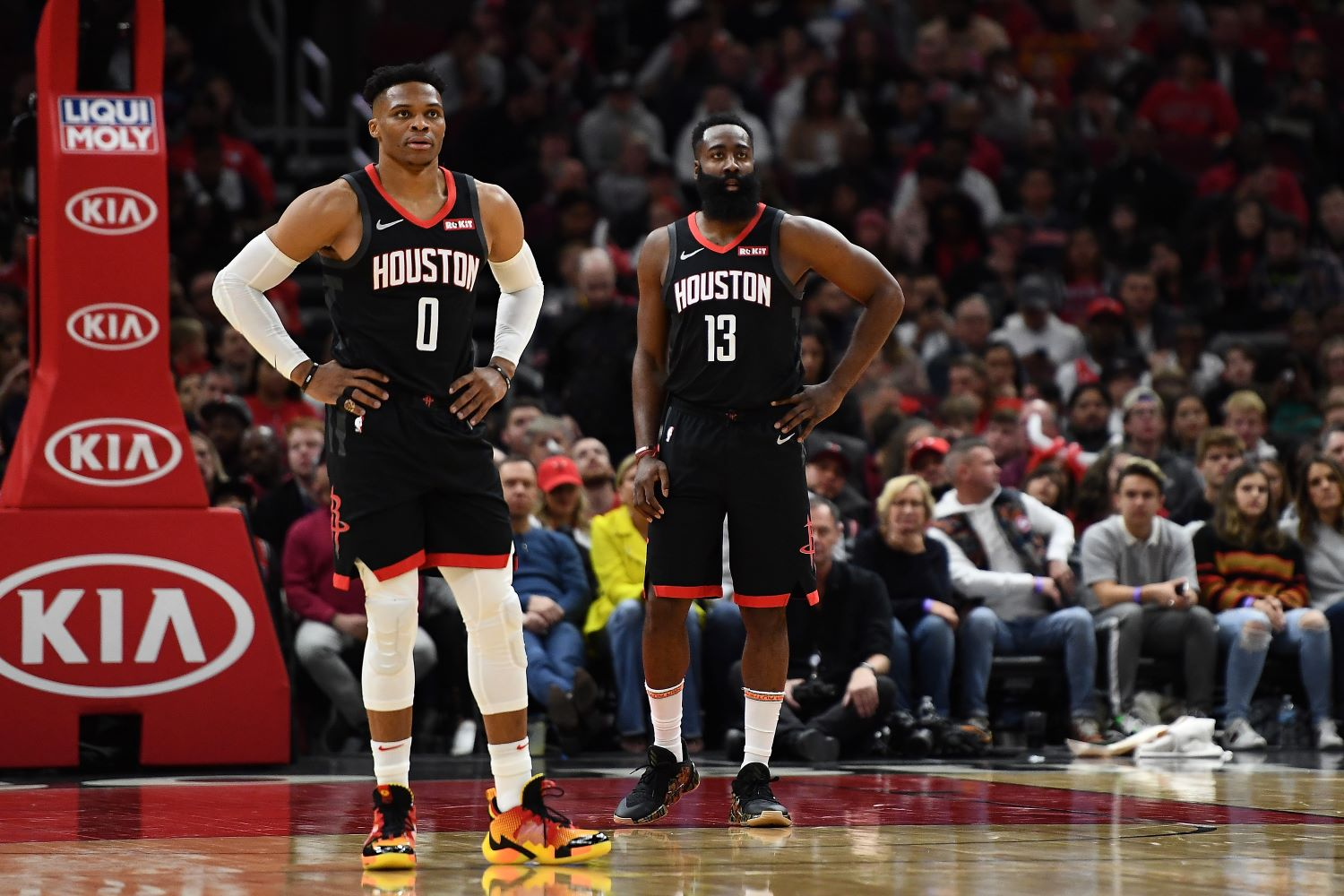 The Houston Rockets are going to lose James Harden and Russell Westbrook over a foolish mistake that could have easily been avoided.