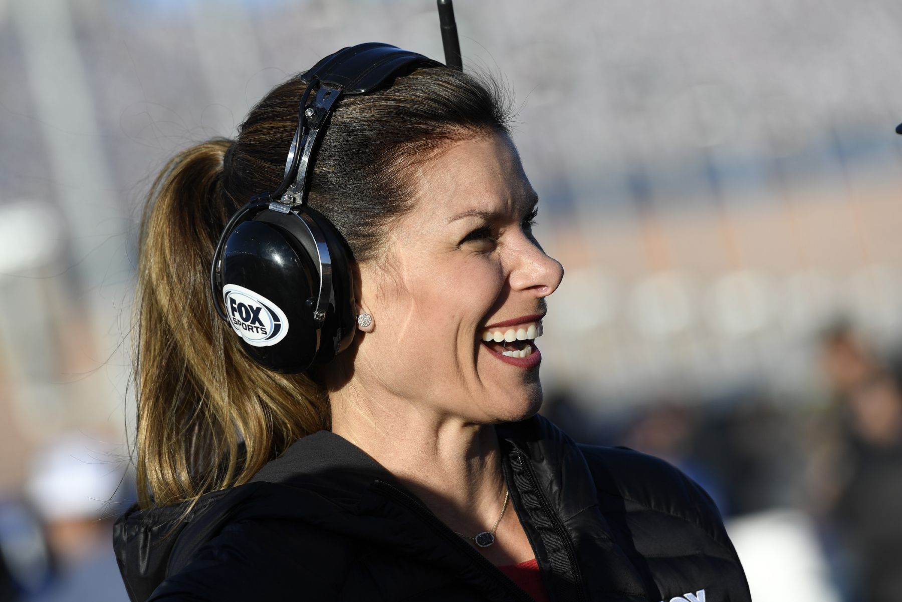 NASCAR reporter Jamie Little has had a successful career with ESPN and FOX Sports. So, why did she choose to leave ESPN?