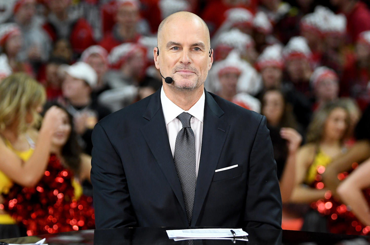 Jay Bilas Has a Lucrative Side Hustle and You'll Never Guess What It Is
