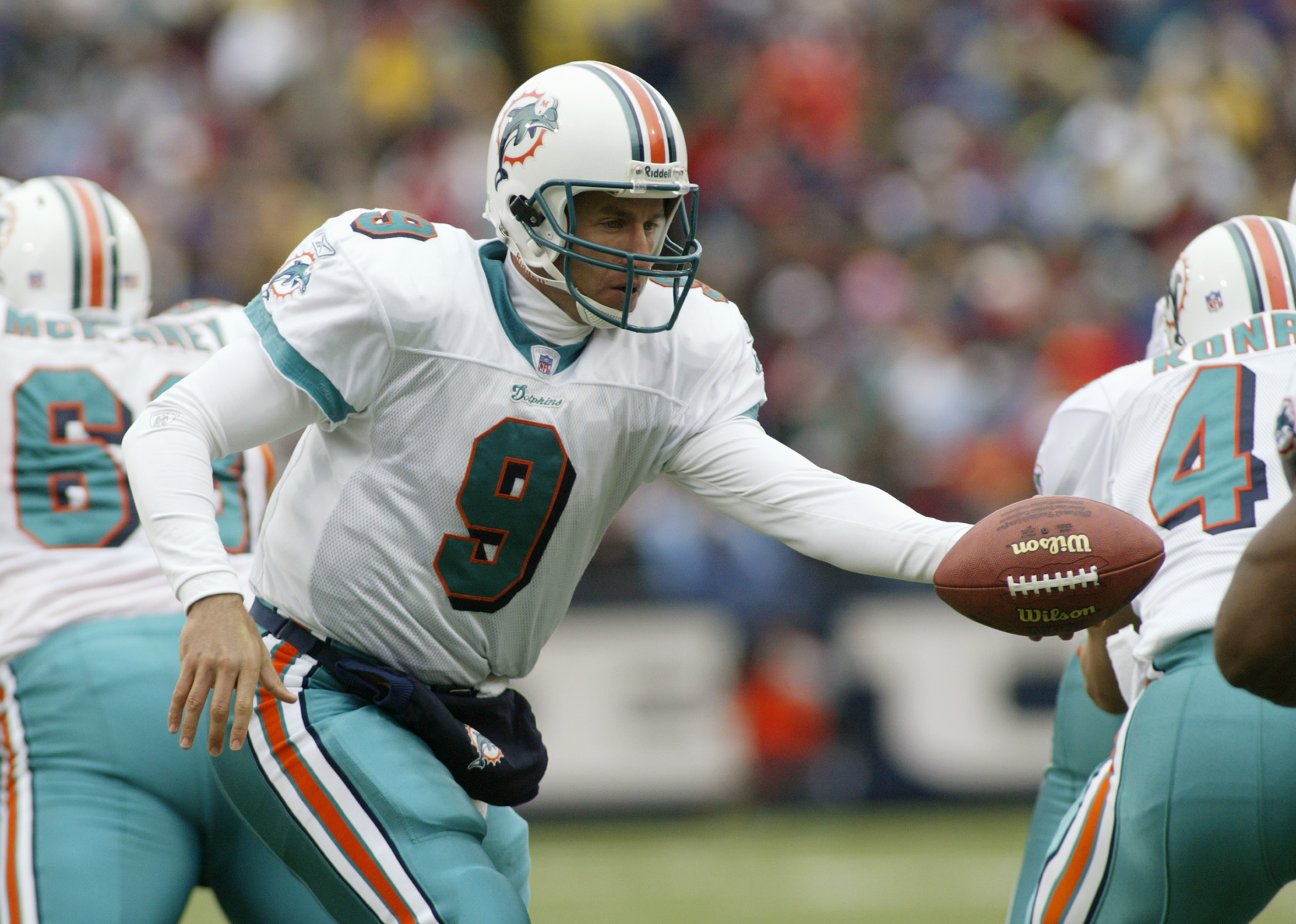 For Jay Fiedler, it wasn't about replacing Dan Marino.