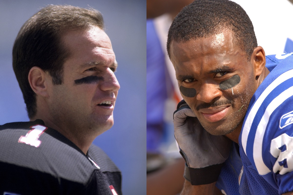 How Jeff George Cost the Atlanta Falcons a Chance at Hall of Fame Receiver Marvin Harrison