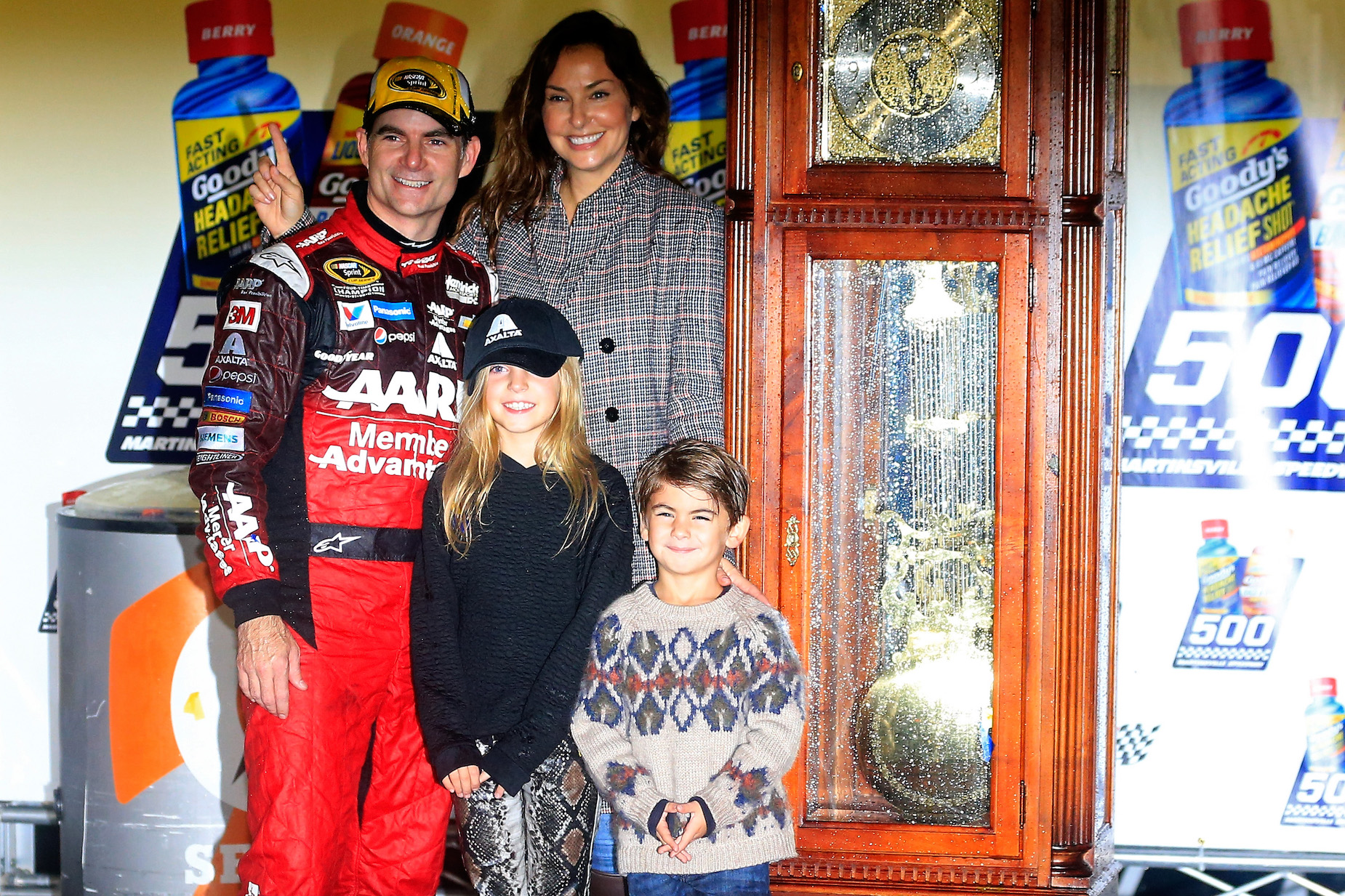 While Jeff Gordon had a long and decorated NASCAR career, he retired before injuries ruined his quality of life.