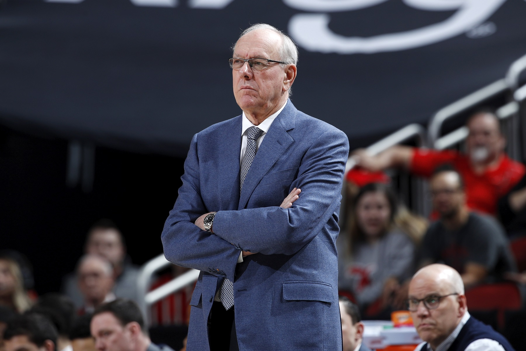 Syracuse Basketball Is In The Hunt To Add Another Well Known Name