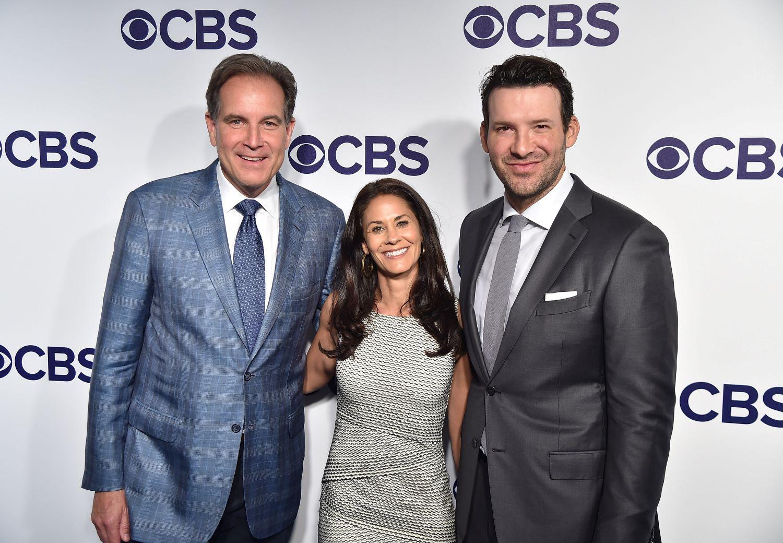 Jim Nantz Has Used Tony Romo to Back CBS Into a $17.5 Million Corner