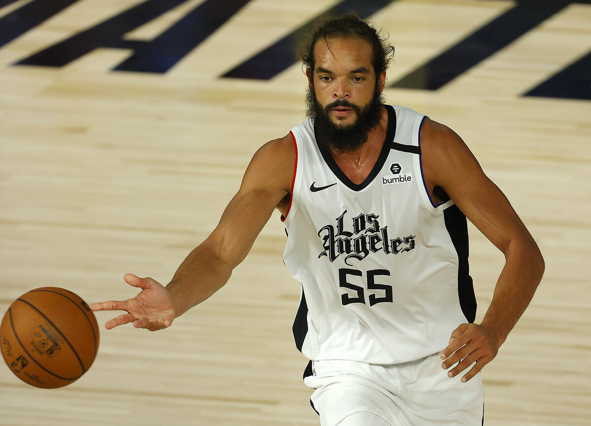 Veteran big man Joakim Noah once had a tenure to forget with the New York Knicks -- and the Knicks still owe Noah a lot of money.