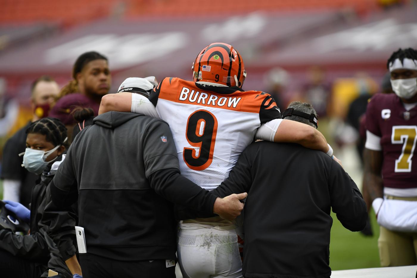 Joe Burrow Can Blame the Cincinnati Bengals for Foolishly Allowing His Injury To Happen