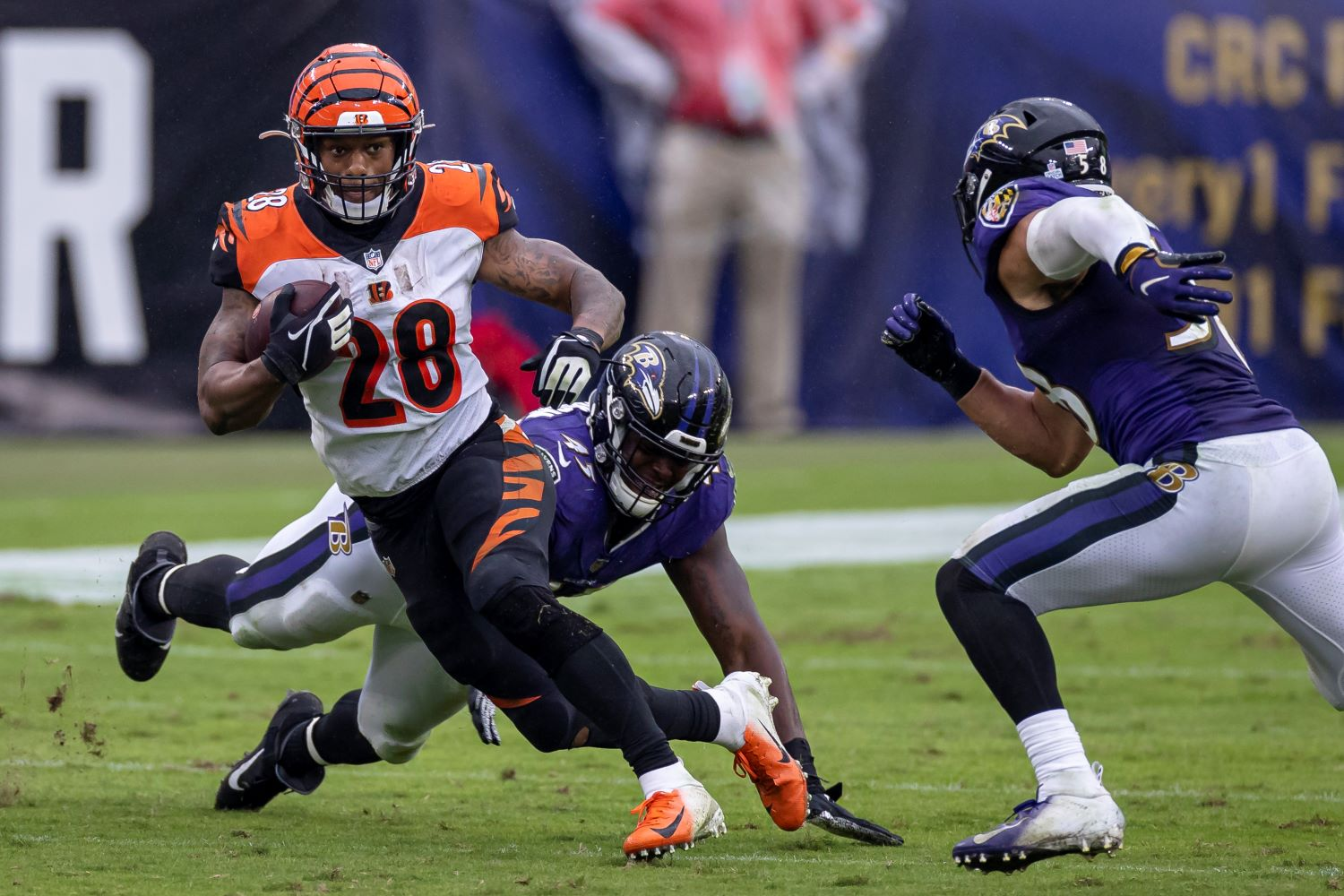 The Joe Mixon Injury Situation Just Took a Brutal Turn for the Bengals