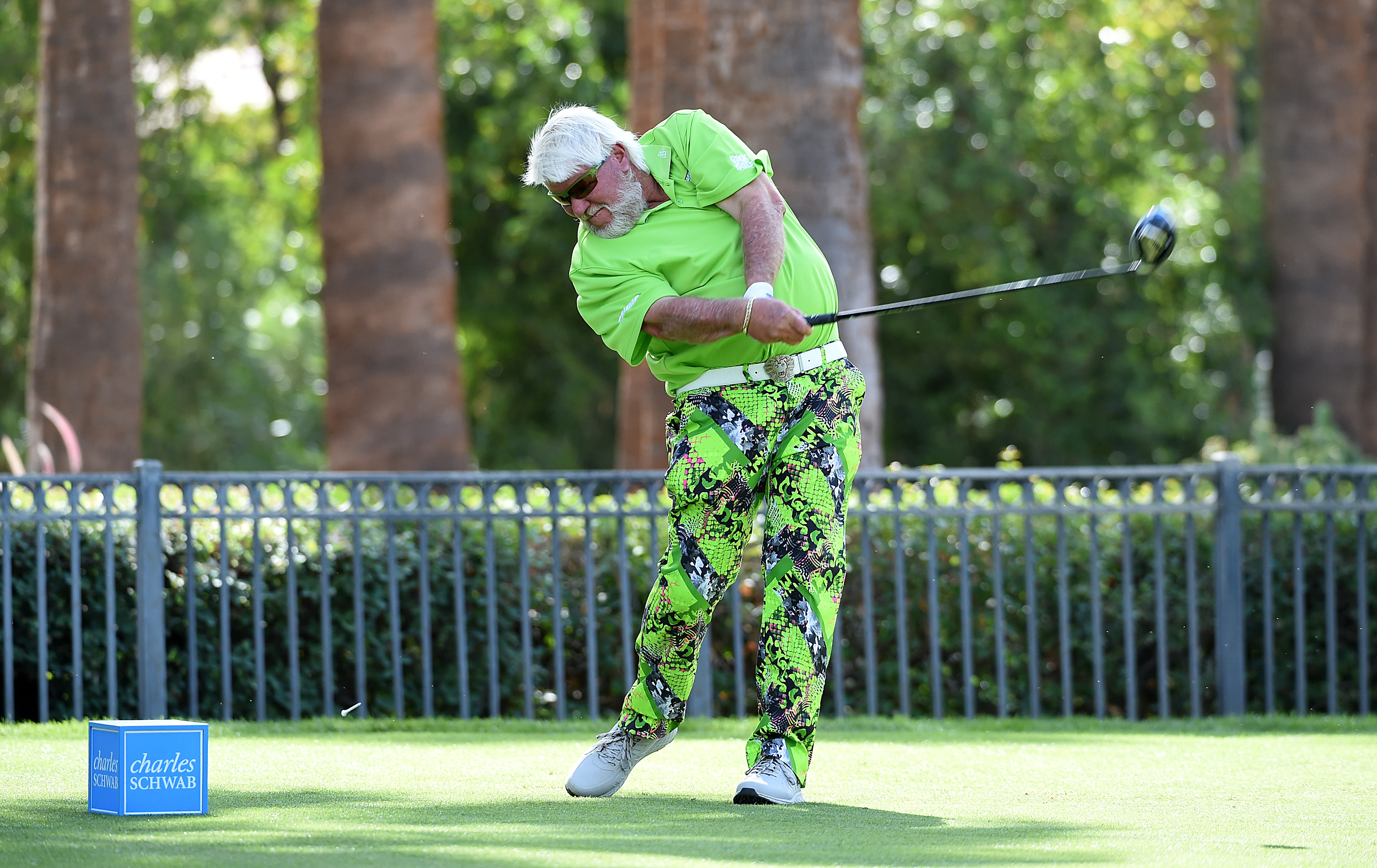 John Daly just pushed up his cancer surgery for a very special reason.