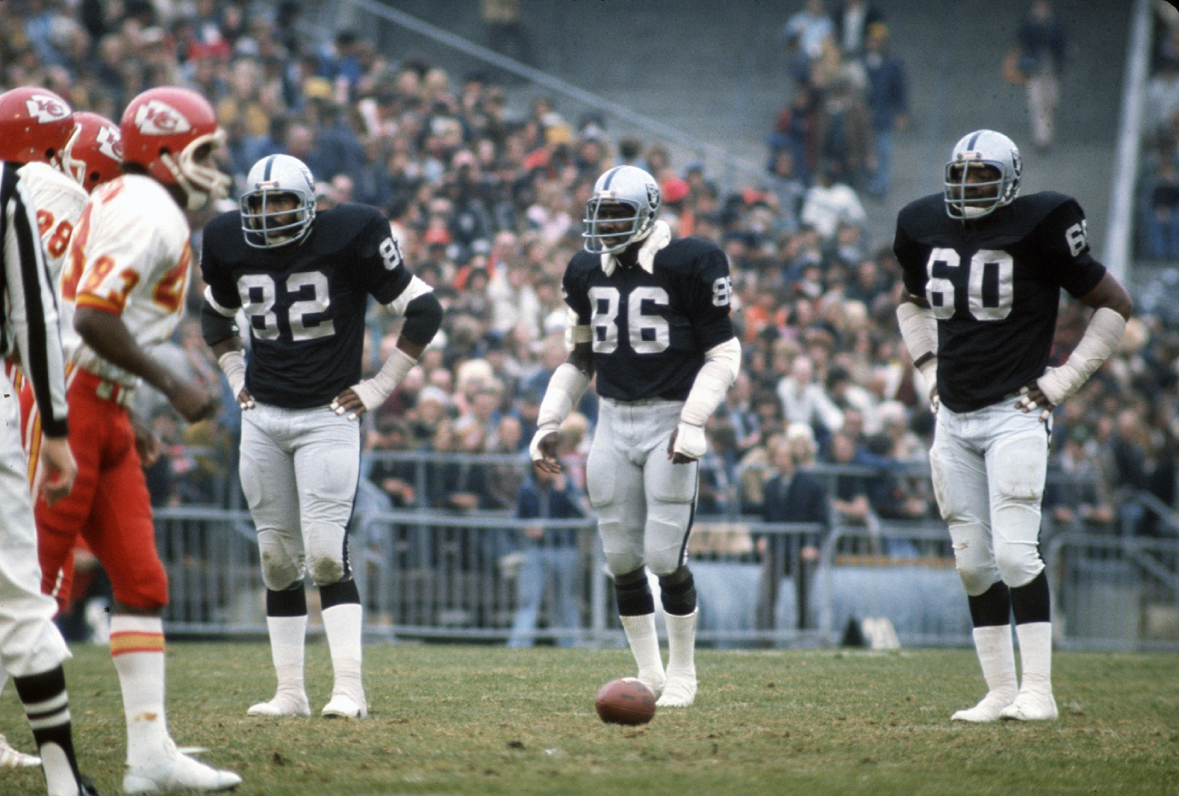 The Bitter Chiefs and Raiders Rivalry Sparked Hatred, Rule Change