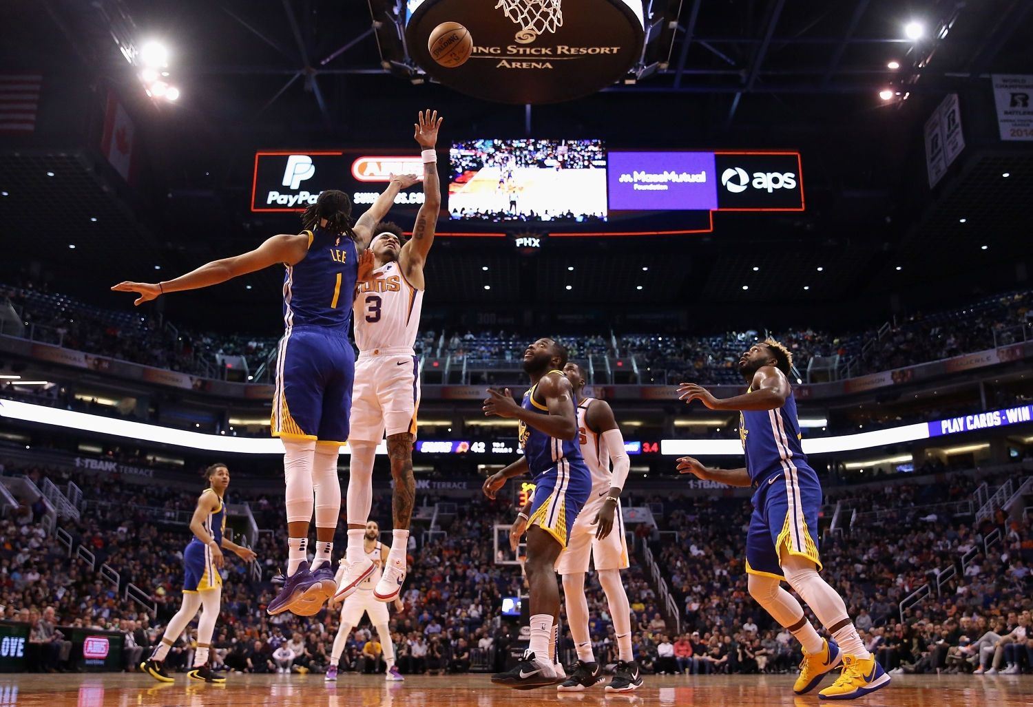 The Warriors will have to pay about $82 million in total to acquire Kelly Oubre Jr. from the Phoenix Suns due to the luxury tax implications of adding his $14 million salary.
