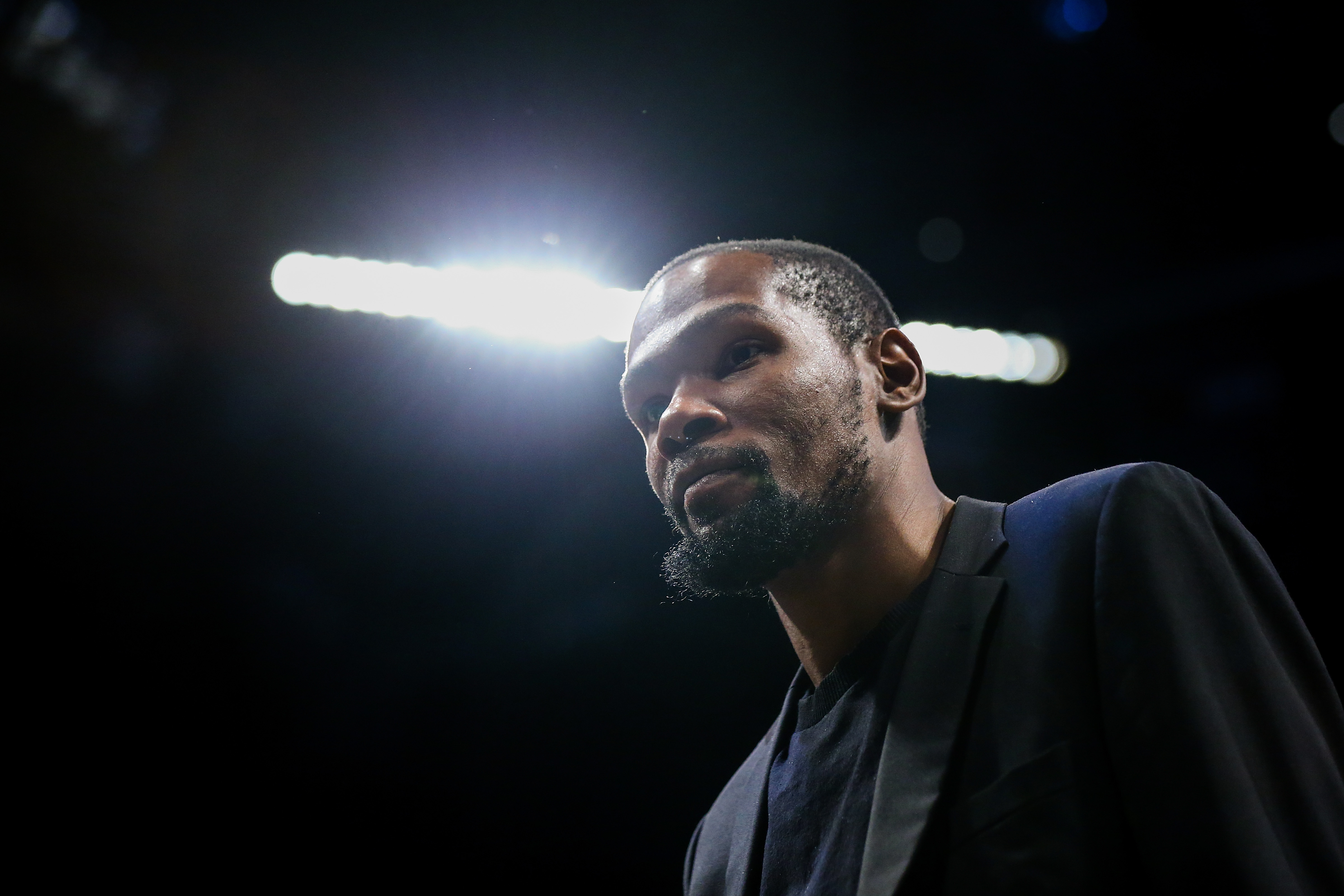 Kevin Durant stunned the NBA world when he joined the Golden State Warriors in July 2016. Durant can thank his father for changing his NBA legacy.