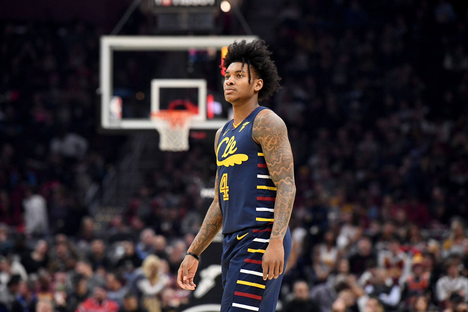 Kevin Porter Jr. showed glimpses of his unreal potential for the Cleveland Cavaliers last season. However, he could now be in some trouble.