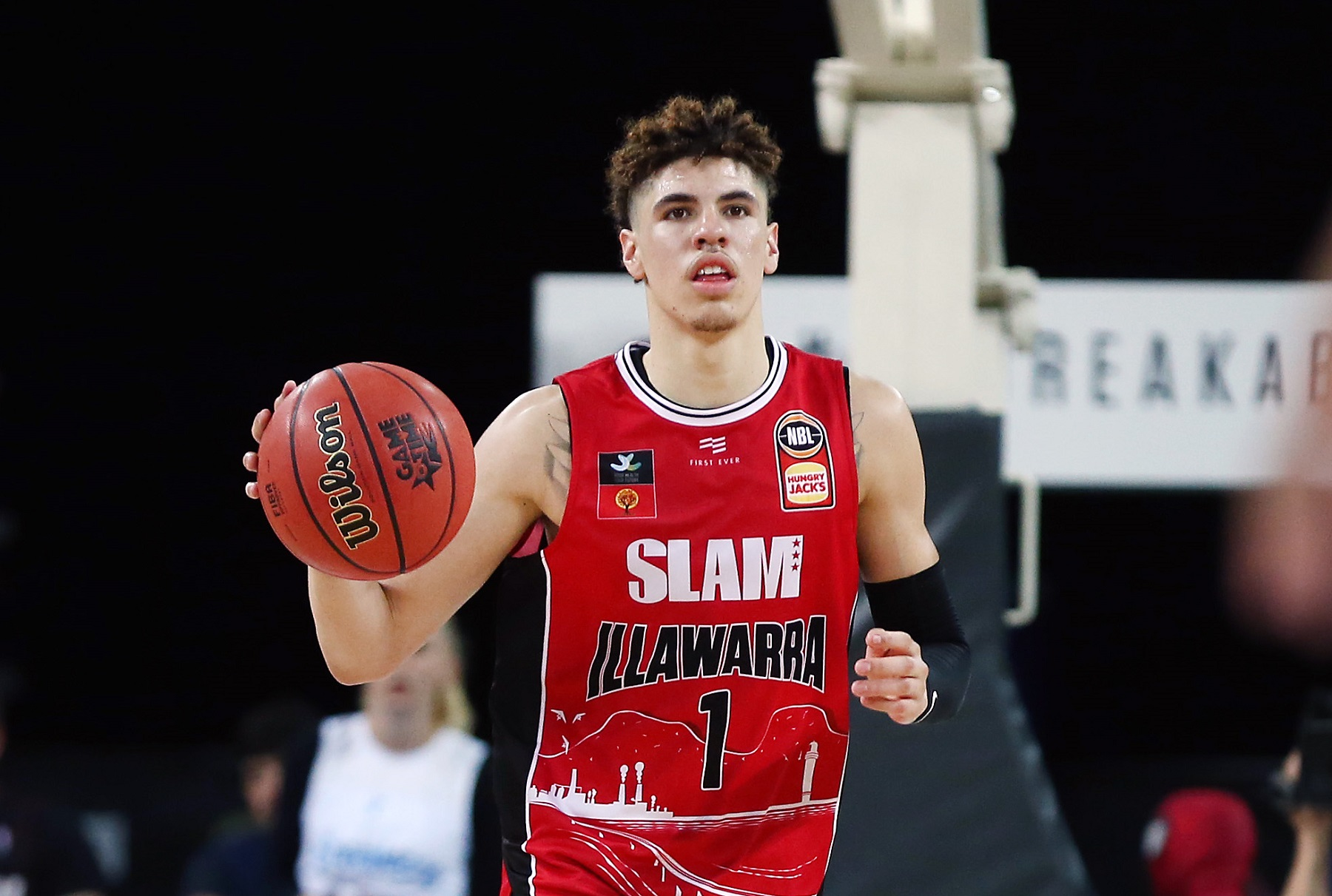 A Big Concern About LaMelo Ball Resurfaced Hours Before the NBA Draft