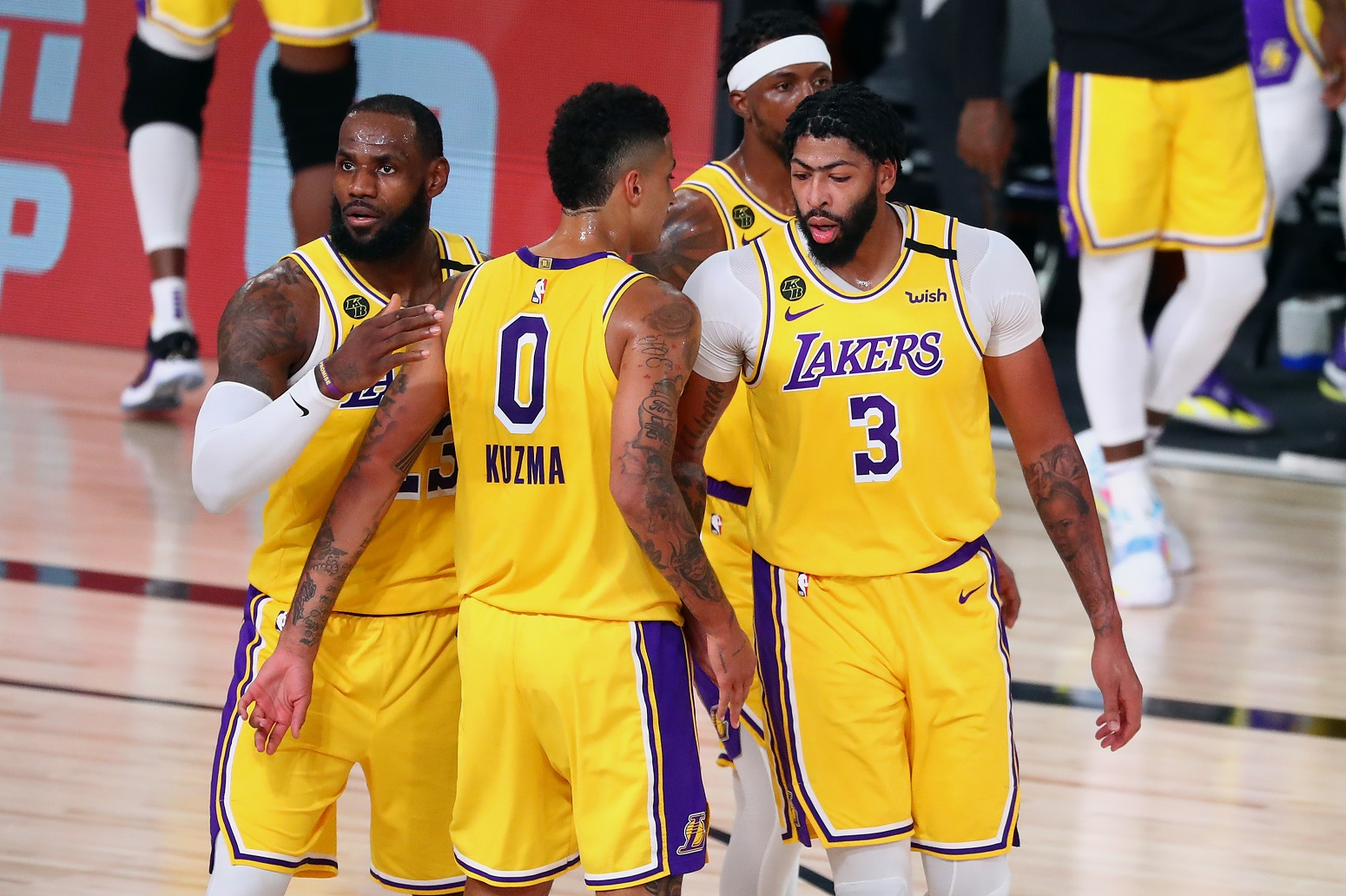 Lakers offseason clock is ticking next move