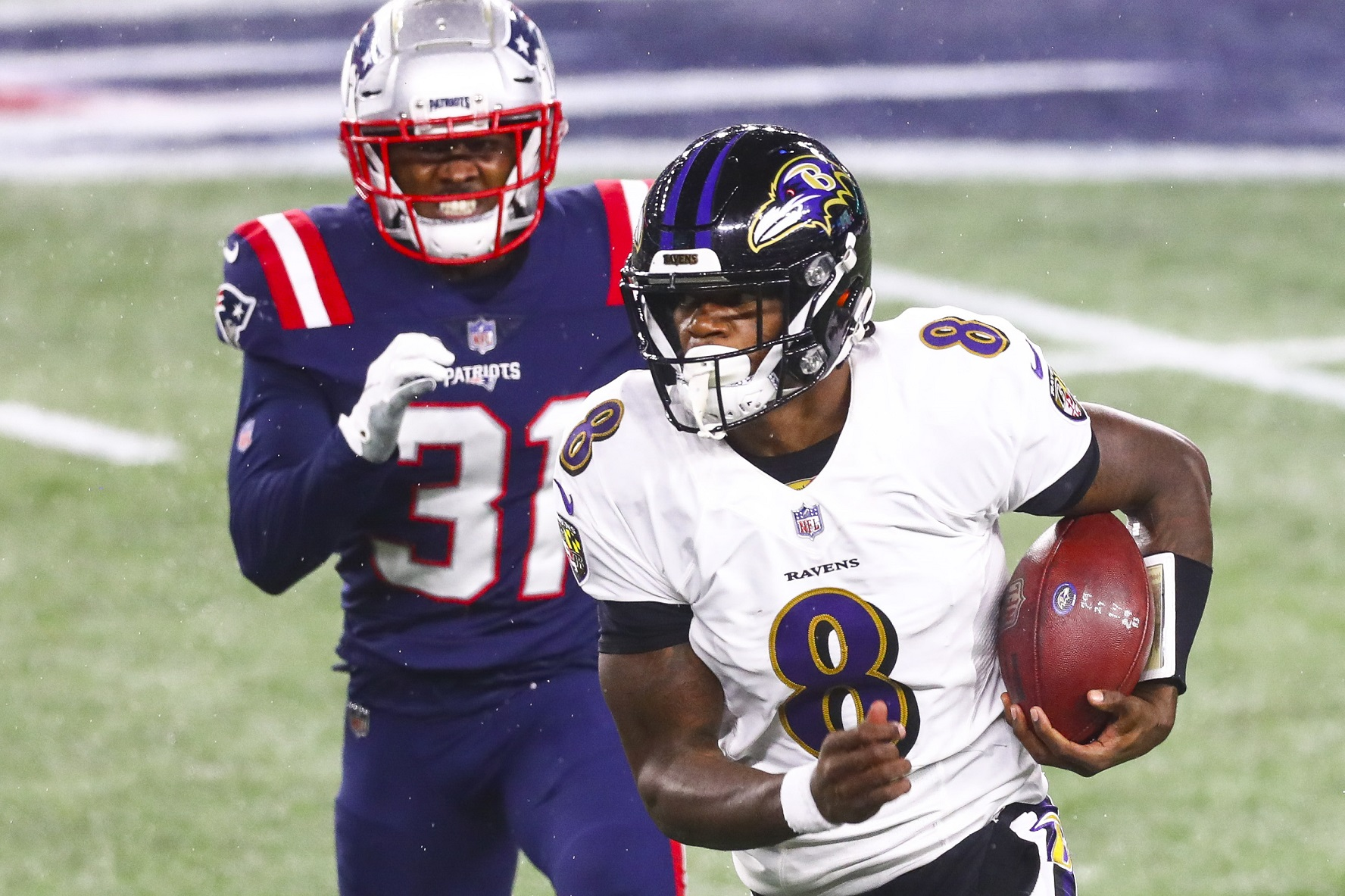 NBC Lost a Fortune on the Postponed Ravens-Steelers Game