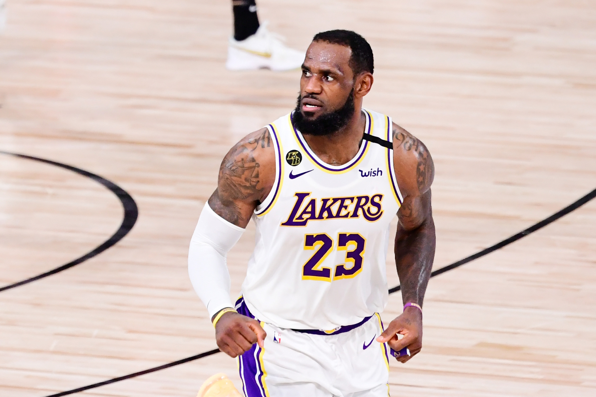 LeBron James has had plenty of rivalries in his career. Now, he could reignite his old one with the Golden State Warriors, but on the Lakers.