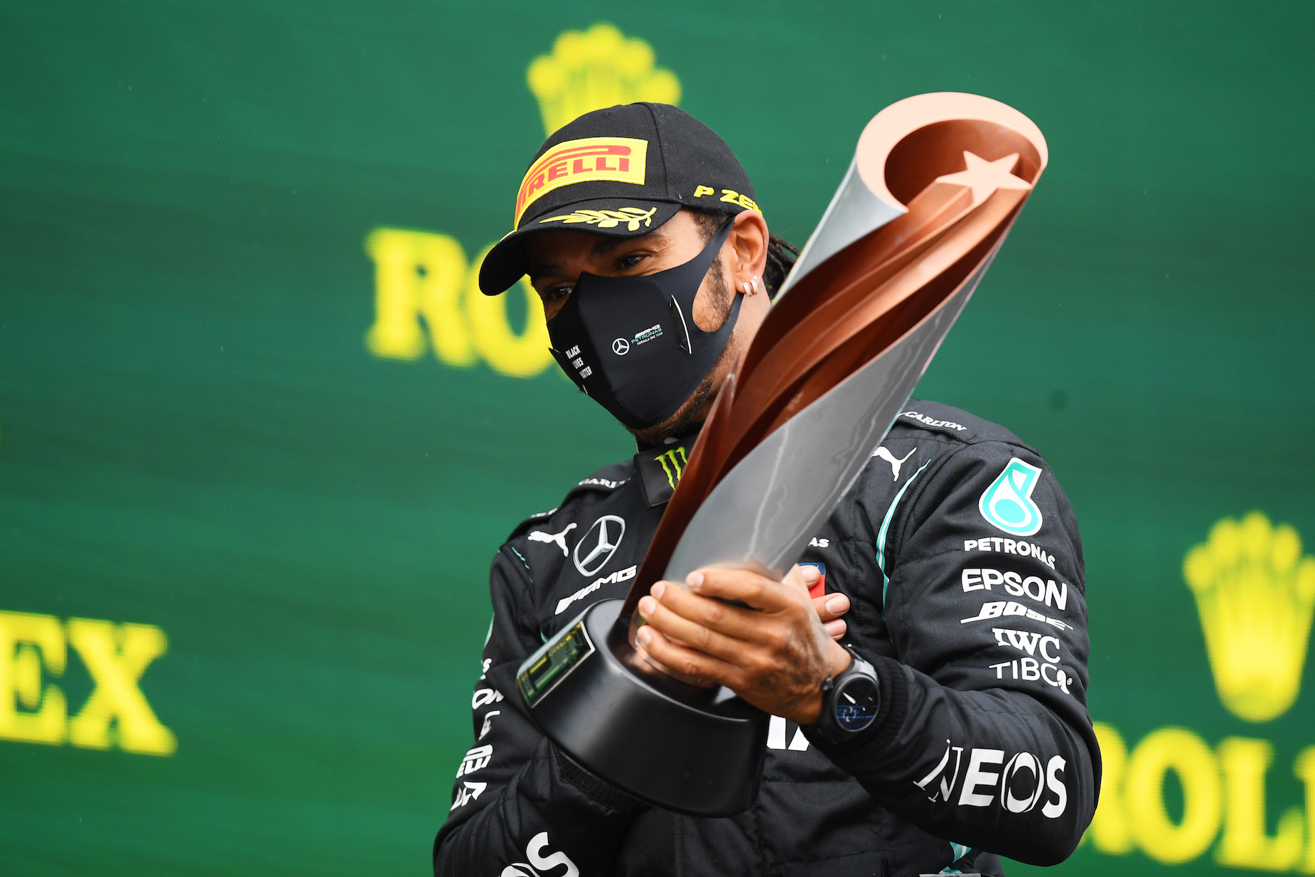 Thanks to his incredible Formula One career, Lewis Hamilton is reportedly on the verge of being knighted.